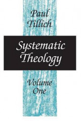 Omslag - Systematic Theology: Reason and Revelation; v.1