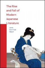 Omslag - The Rise and Fall of Modern Japanese Literature
