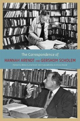 Omslag - The Correspondence of Hannah Arendt and Gershom Scholem