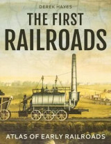Omslag - The First Railroads