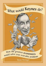 Omslag - What Would Keynes Do?