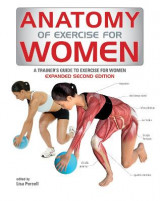 Omslag - Anatomy of Exercise for Women