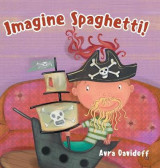 Omslag - Imagine Spaghetti!