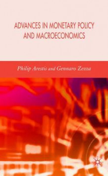 Advances in Monetary Policy and Macroeconomics (Innbundet)