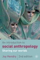 Omslag - An Introduction to Social Anthropology
