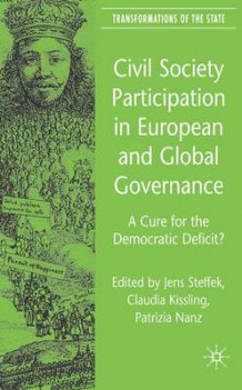 Civil Society Participation in European and Global Governance (Innbundet)