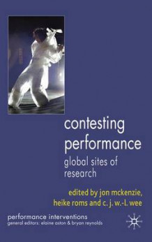 Contesting Performance (Innbundet)