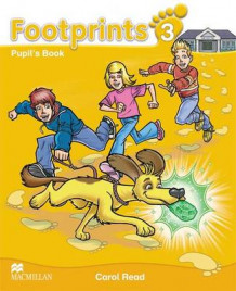 Footprints 3 Pupil's Book B1 av Carol Read (Heftet)