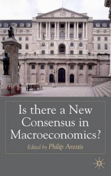Is There a New Consensus in Macroeconomics? (Innbundet)