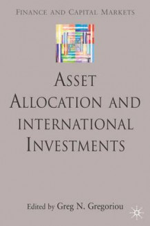 Asset Allocation and International Investments (Innbundet)