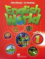 English World 1 Student Book av Liz Hocking og Mary Bowen (Heftet)