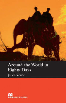 Around the World in 80 Days: Beginner Level av Jules Verne (Heftet)