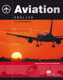 Aviation English Student's Book and DVD Pack av Henry Emery og Andy Roberts (Blandet mediaprodukt)