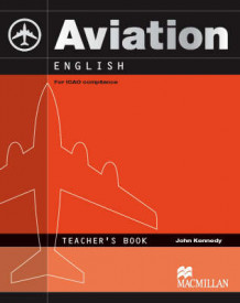 Aviation English Teacher's Book av Henry Emery og Andy Roberts (Heftet)
