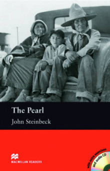 The Pearl Intermediate Reader Book & CD Pack av John Steinbeck (Blandet mediaprodukt)