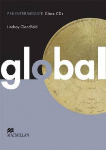 Global - Class Audio CDs - Pre Intermediate av Lindsay Clandfield (Lydbok-CD)