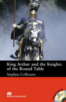 King Arthur and the Knights of the Round Table: Intermediate Level (Heftet)