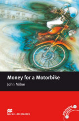Omslag - Money for a Motorbike: Beginner