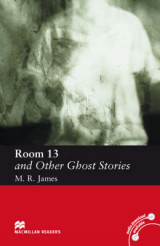 Omslag - Room 13 and Other Ghost Stories: Elementary Level