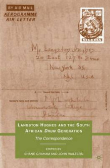 Langston Hughes and the South African Drum Generation (Innbundet)