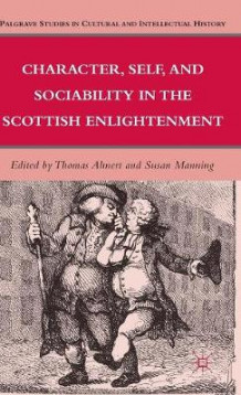 Character, Self, and Sociability in the Scottish Enlightenment (Innbundet)