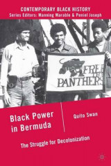 Omslag - Black Power in Bermuda