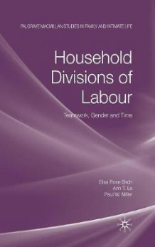 Household Divisions of Labour av Elisa Rose Birch, Anh T. Le og Paul W. Miller (Innbundet)
