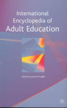 International Encyclopedia of Adult Education (Heftet)