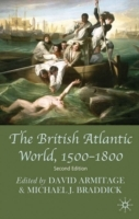 The British Atlantic World, 1500-1800 av David Armitage og Michael Braddick (Heftet)