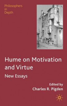 Hume on Motivation and Virtue (Innbundet)