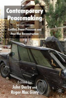 Contemporary Peacemaking 2008 (Innbundet)