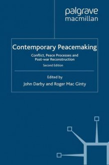 Contemporary Peacemaking (Heftet)