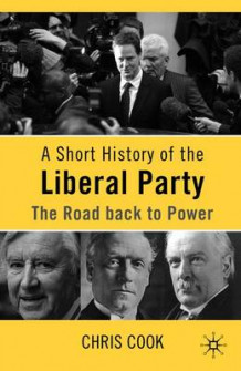 A Short History of the Liberal Party 2010 av Christopher Cook (Heftet)