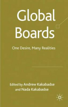 Global Boards (Innbundet)