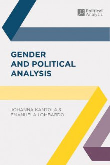 Gender and Political Analysis av Johanna Kantola og Emanuela Lombardo (Innbundet)