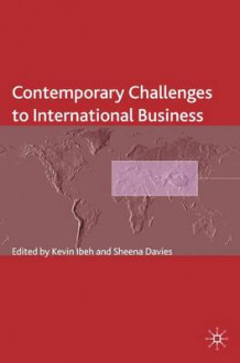 Contemporary Challenges to International Business (Innbundet)