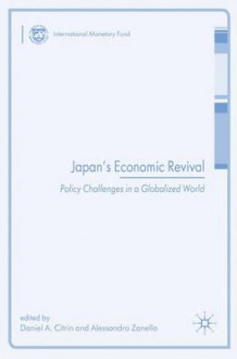 Japan's Economic Revival (Innbundet)