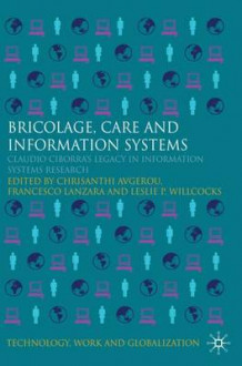 Bricolage, Care and Information (Innbundet)