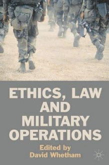 Ethics, Law and Military Operations (Innbundet)