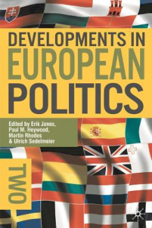Developments in European Politics 2 (Innbundet)