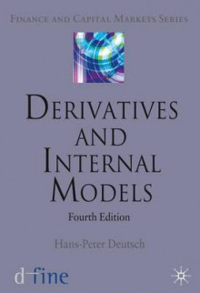 Derivatives and Internal Models 2009 av Hans-Peter Deutsch (Innbundet)