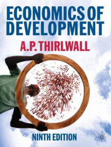 Economics of Development av A. P. Thirlwall (Heftet)