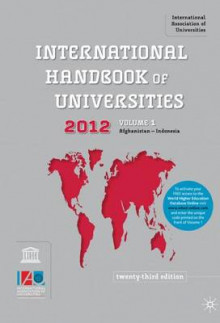 The International Handbook of Universities 2011 av International Association of Universities (Innbundet)
