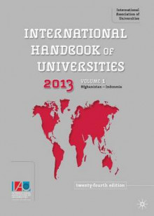 The International Handbook of Universities 2012 av International Association of Universities (Innbundet)