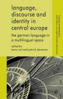 Language, Discourse and Identity in Central Europe (Innbundet)