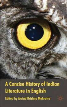 A Concise History of Indian Literature in English (Innbundet)