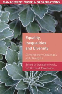 Equality, Inequalities and Diversity (Heftet)