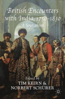 British Encounters with India, 1750-1830 (Heftet)