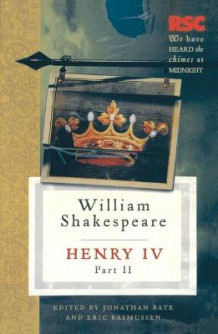 Henry IV, Part II av William Shakespeare (Innbundet)
