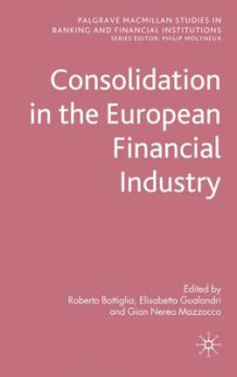 Consolidation in the European Financial Industry (Innbundet)